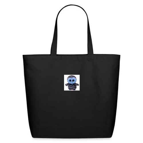 blue_hootie - Eco-Friendly Cotton Tote