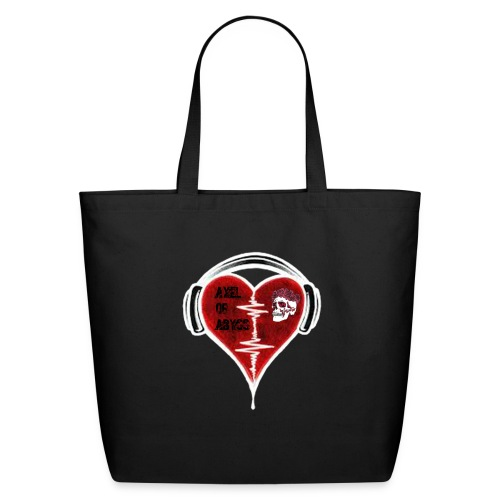 Axelofabyss Music in your heart - Eco-Friendly Cotton Tote