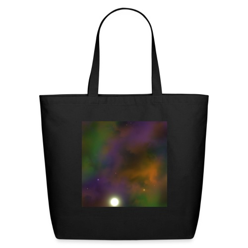 Space Envy - Eco-Friendly Cotton Tote