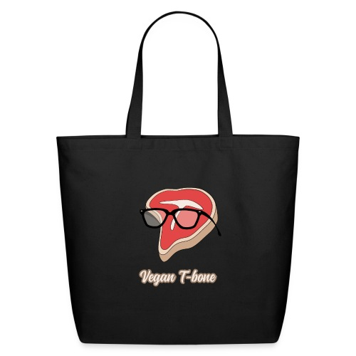 Vegan T bone - Eco-Friendly Cotton Tote