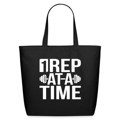 1Rep at a Time - Eco-Friendly Cotton Tote