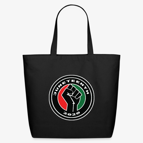 JUNETEENTH02 - Eco-Friendly Cotton Tote