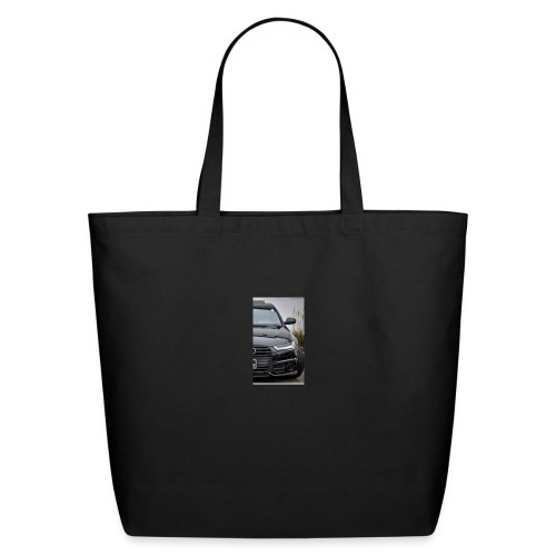 Audi guy - Eco-Friendly Cotton Tote