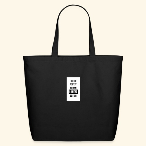 One of a kind - Eco-Friendly Cotton Tote