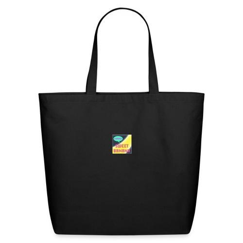 SweetBananaGaming Logo - Eco-Friendly Cotton Tote