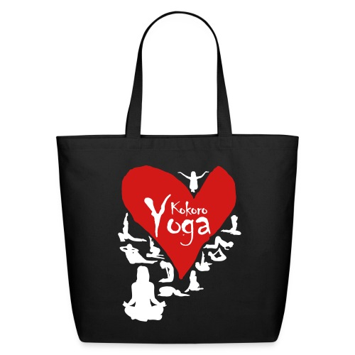 kokorotshirtblack - Eco-Friendly Cotton Tote