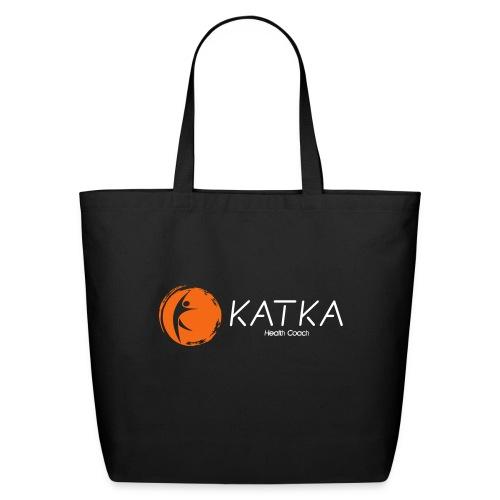 katka_logo_full_c - Eco-Friendly Cotton Tote