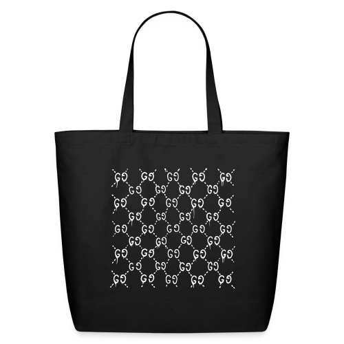 Custom dripping gucci - Eco-Friendly Cotton Tote