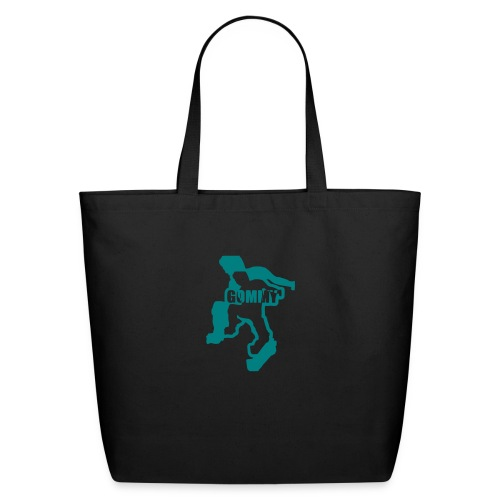 Gommy Logo - Eco-Friendly Cotton Tote