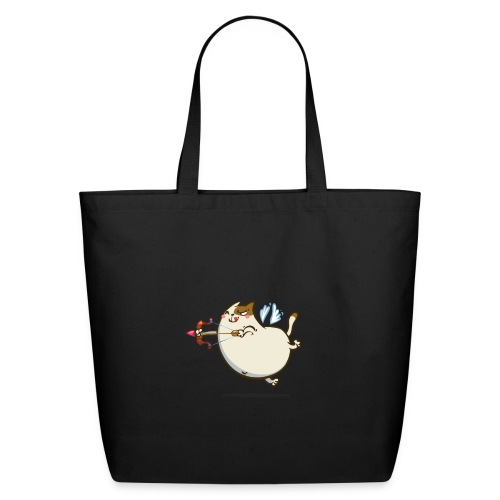 Amourcat — Friday Cat №42 - Eco-Friendly Cotton Tote