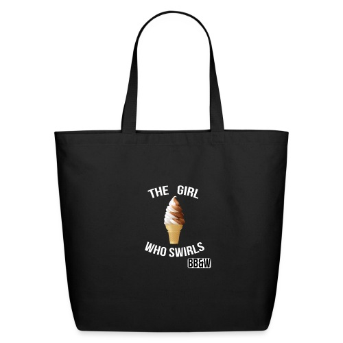 Girl Who Swirch totoe bag - Eco-Friendly Cotton Tote