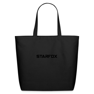STARFOX Text - Eco-Friendly Cotton Tote