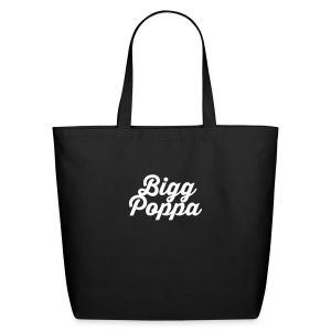 Mens Bigg Poppa - Eco-Friendly Cotton Tote