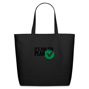 Time for Plan V(ertcoin) - Eco-Friendly Cotton Tote
