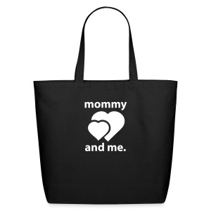 Mommy and Me - Eco-Friendly Cotton Tote