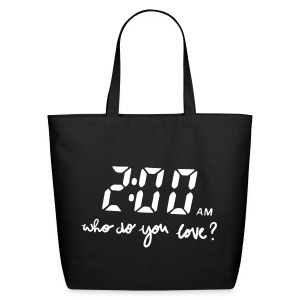 2 am enchanted - Eco-Friendly Cotton Tote