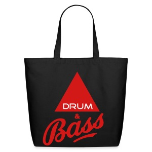 Drum and Bass - Eco-Friendly Cotton Tote