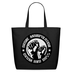 Drone Manipulation FISTS UP - Eco-Friendly Cotton Tote