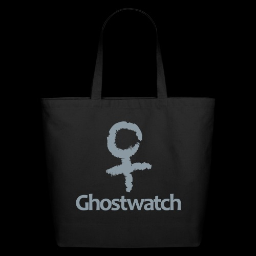 Official Ghostwatch Spirit Apparition logo+ - Eco-Friendly Cotton Tote