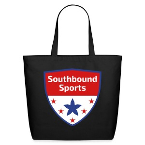 Southbound Sports Crest Logo - Eco-Friendly Cotton Tote
