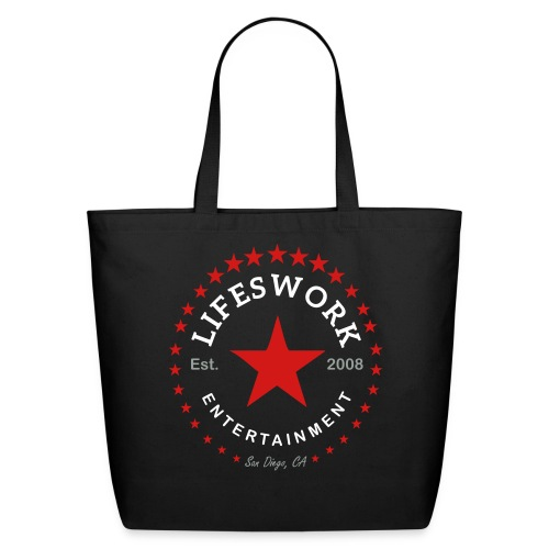 Lifeswork Entertainment - Eco-Friendly Cotton Tote