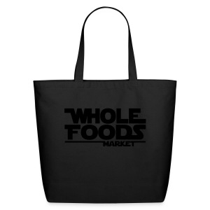 WHOLE_FOODS_STAR_WARS - Eco-Friendly Cotton Tote