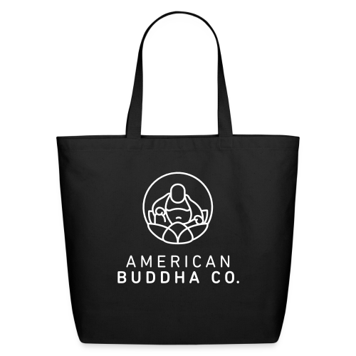 AMERICAN BUDDHA CO. ORIGINAL - Eco-Friendly Cotton Tote