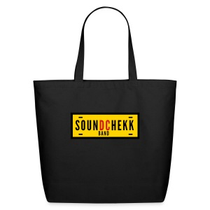 SoundChekk_BandVector - Eco-Friendly Cotton Tote