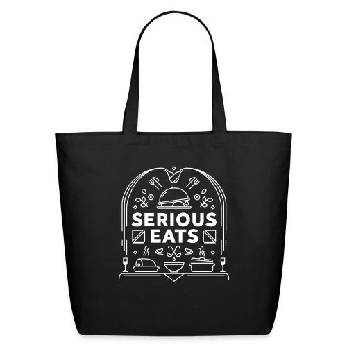 Serious Eats Feast - Eco-Friendly Cotton Tote