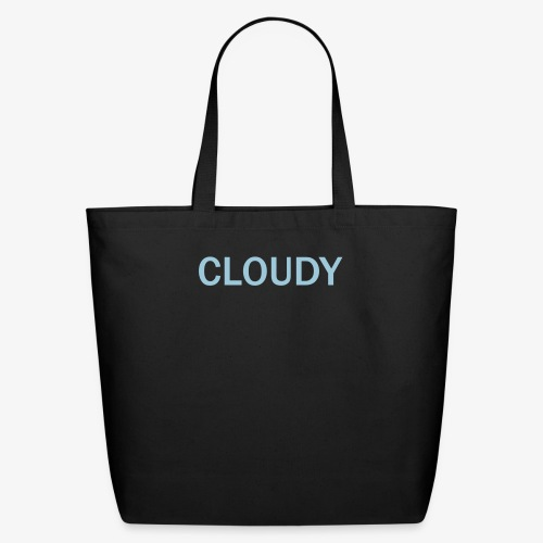 Cloudy - Eco-Friendly Cotton Tote