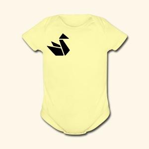 Swan Merch - Short Sleeve Baby Bodysuit