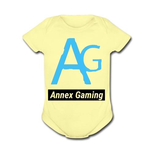 Annex Gaming - Organic Short Sleeve Baby Bodysuit