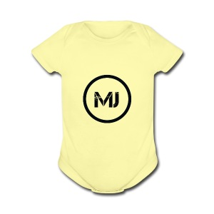 MARK Johnson - Short Sleeve Baby Bodysuit
