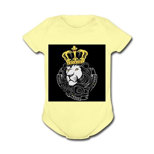 94778048 5836 4285 AEAF 5C4C4F647C3F - Organic Short Sleeve Baby Bodysuit