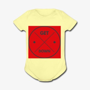 Untitled design 2 - Short Sleeve Baby Bodysuit
