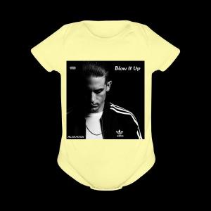 G-Eazy Tee - Short Sleeve Baby Bodysuit