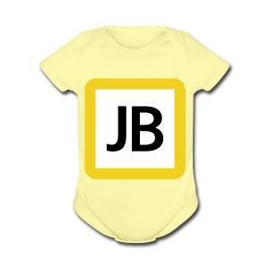 JB-Merch - Short Sleeve Baby Bodysuit
