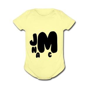 JNM - Short Sleeve Baby Bodysuit
