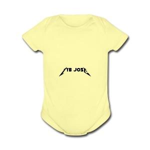 iyb Jose merchandise - Short Sleeve Baby Bodysuit