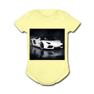 wallpaper14527313357b7ff1 - Short Sleeve Baby Bodysuit