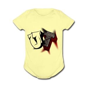 Urban Topic UT Line - Short Sleeve Baby Bodysuit