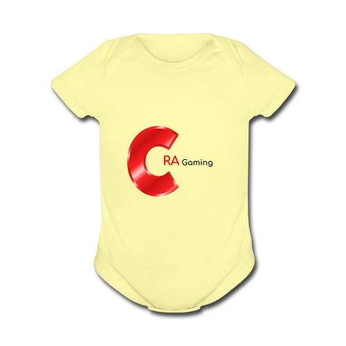 CRA - Organic Short Sleeve Baby Bodysuit