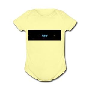 KinDredd1MediaProduction - Short Sleeve Baby Bodysuit