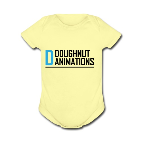 new merch - Organic Short Sleeve Baby Bodysuit