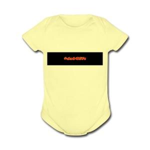 Dab4life - Short Sleeve Baby Bodysuit