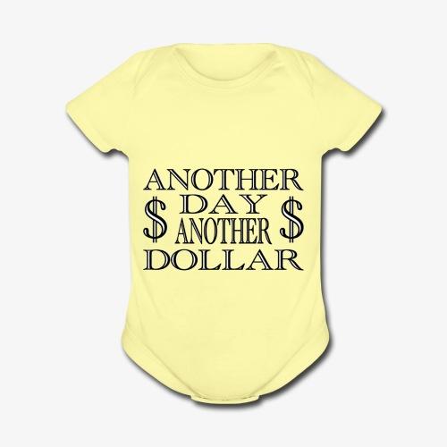 EDA0C14B 7528 40A7 8691 D83E888809B0 - Organic Short Sleeve Baby Bodysuit