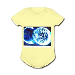 Nice shirt - Short Sleeve Baby Bodysuit