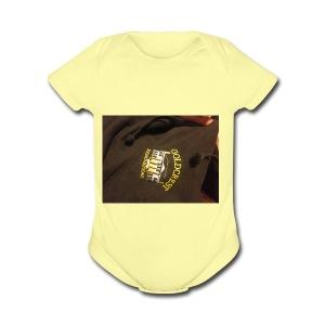 Teest - Short Sleeve Baby Bodysuit