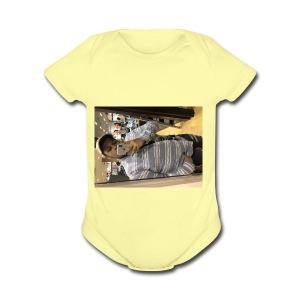 Spring - Short Sleeve Baby Bodysuit