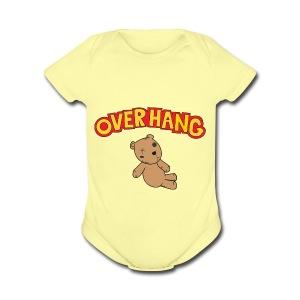 Overhang Merchandise - Short Sleeve Baby Bodysuit